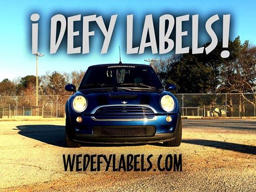 i defy labels